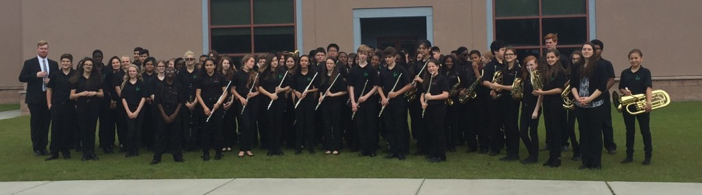 SCHOOLS - BLUFF MIDDLE MUSIC