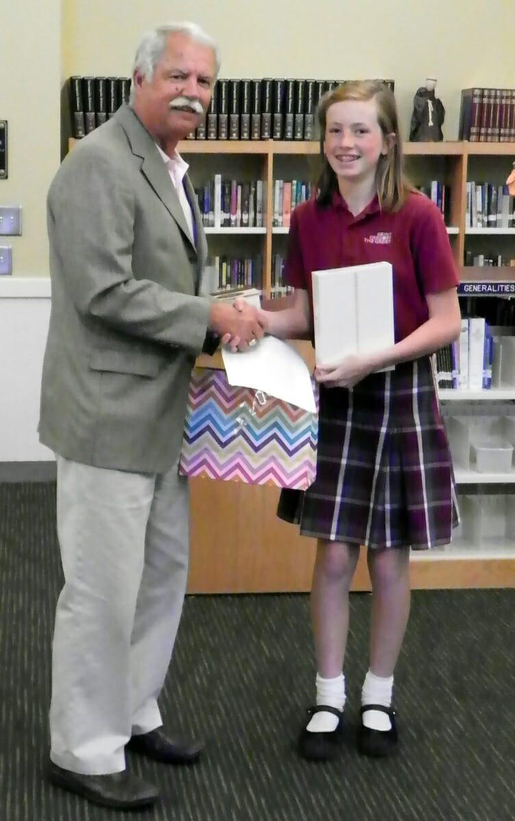 catholic schools week essay winner