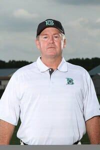 Ken Crubb is the head coach of the Bluffton High School football program. Photo courtesy of Bluffton High School.