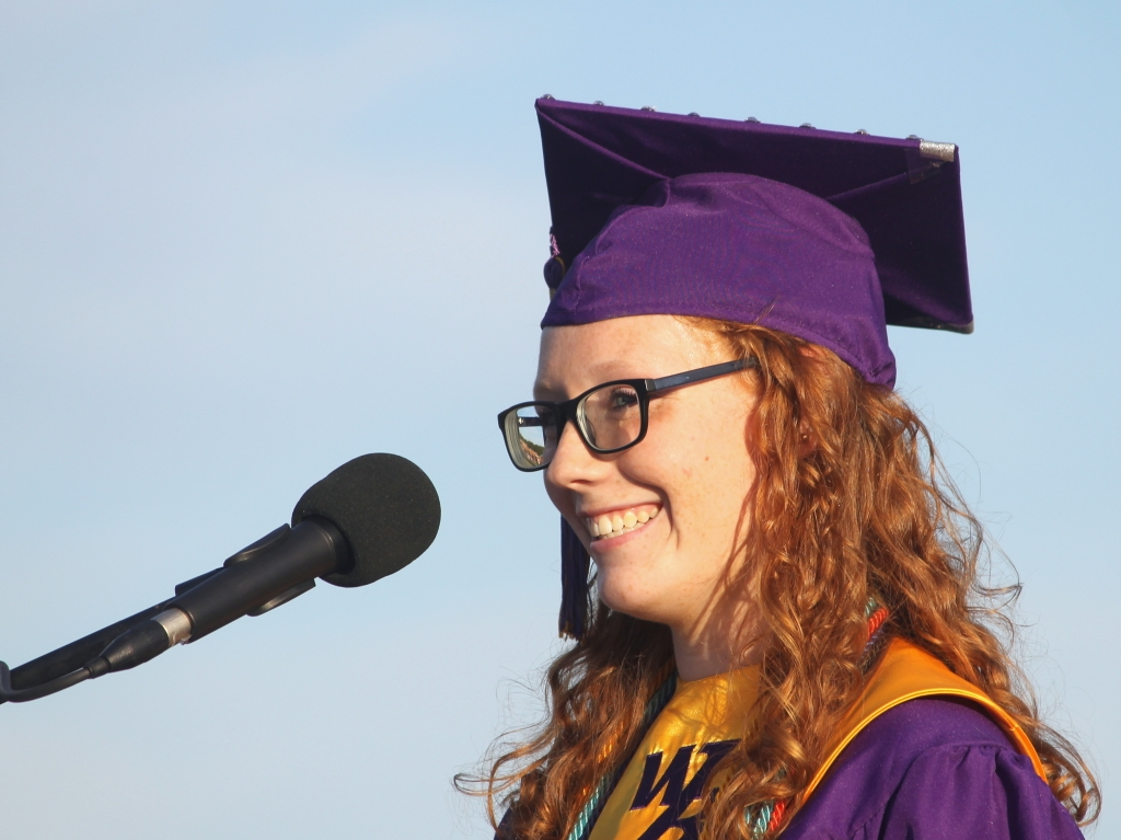 Whale Branch Valedictorian, Brooke Everly