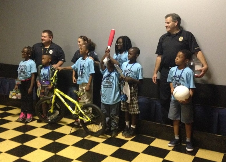 The Beaufort Police Department has been holding its annual movie club for children ages 5-12. The club, which was founded in 1974, provides an opportunity for children ages to join officers from the department for entertainment and safety education. While this year's program is coming to an end, donations for upcoming programs are welcome. Contact the police department at 843-322-7943.
