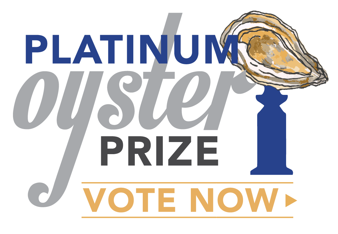Vote for the Platinum Oyster Prize