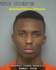 Kiyan Johnson