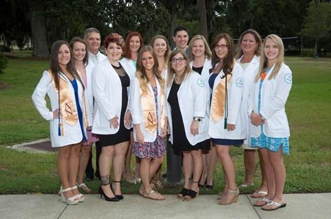 The TCL Radiologic Technology graduates are Kelsey Adams and Anne Bower, both of Beaufort; Hannah Braxton, of Hampton; Megan Burns, Christopher Bullister, Kelly Davis, Staci DeBoer and Eduardo Diaz, all of Beaufort; Kelley Ferguson, of Charleston; Meagan Reynolds, of Colleton; and Iuliia Shvahcko, Emily Smith and Ashley Zimmerman, all of Beaufort.