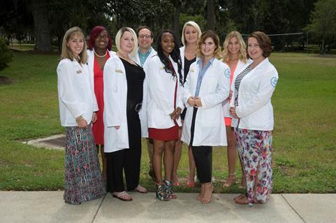 The TCL Surgical Technology graduates are Shanquitta Addison, Nicole Beattie, Holly Beldock and Samantha Garcia, all of Beaufort; Paige Floyd, of Jasper; Jodi Harp and Amber Maddy, both of Beaufort; Kristina Pye, of Colleton; Tamika Roby and Jesamen Singleton, both of Beaufort; and Leonard Thomas, of Jasper.