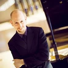 Adam Neiman is featured on piano at the first concert of the USCB Festival Series.