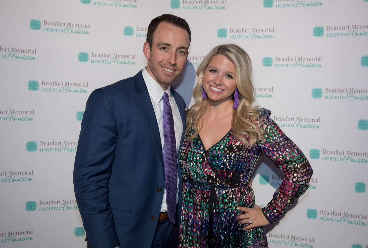 BMH CEO Russell Baxley and his wife Stephanie