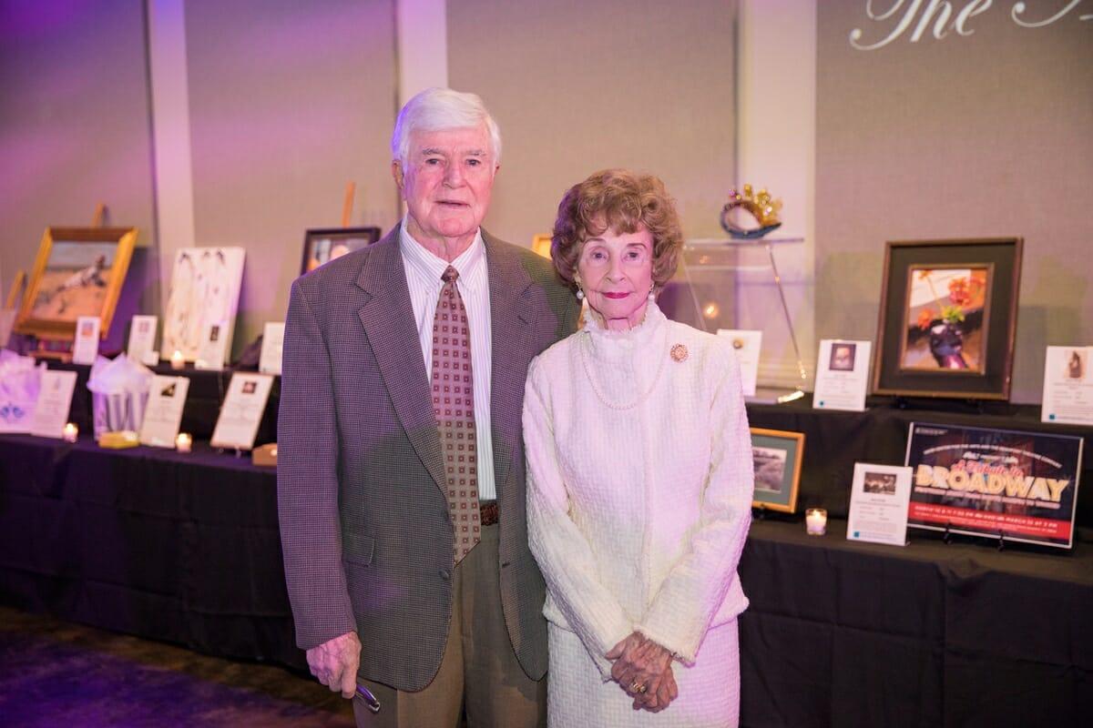 Honorary chairs Richard and Joyce Gray