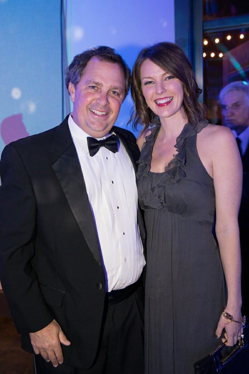 Dr. Mark and Elizabeth Newberry