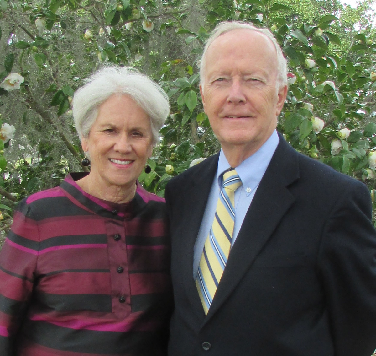 Bill and Josie Paddock are serving as the honorary chairs for the fundraiser.