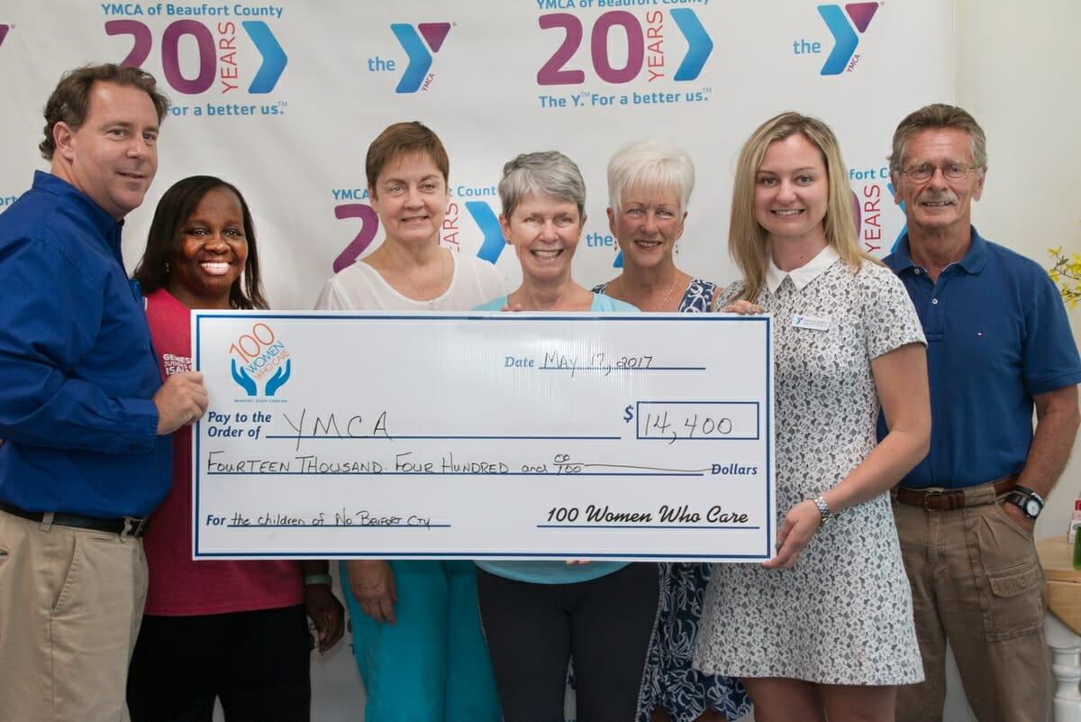 YMCA 100 Women HR