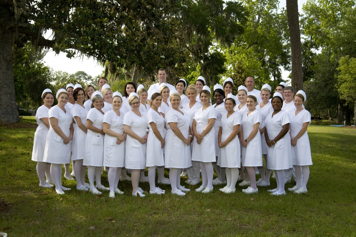Thirty-four students recently earned their Associate's Degrees in Nursing from TCL. Photo provided.