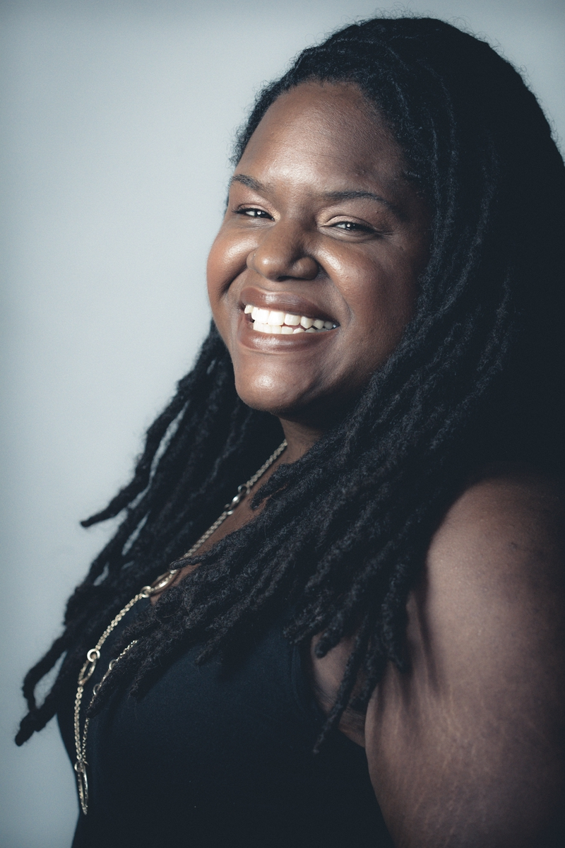 """DéLana R.A. Dameron is the 2008 winner of the South Carolina Poetry Book Prize and will headline the upcoming """"Poetry of Place"""" event. Photo provided."""