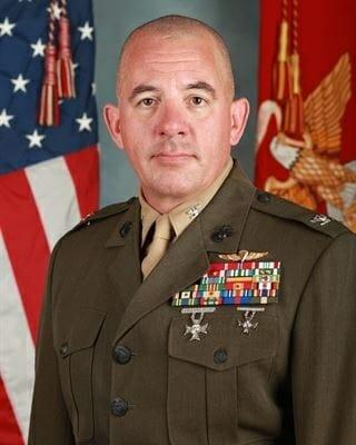 Col. John Barnett