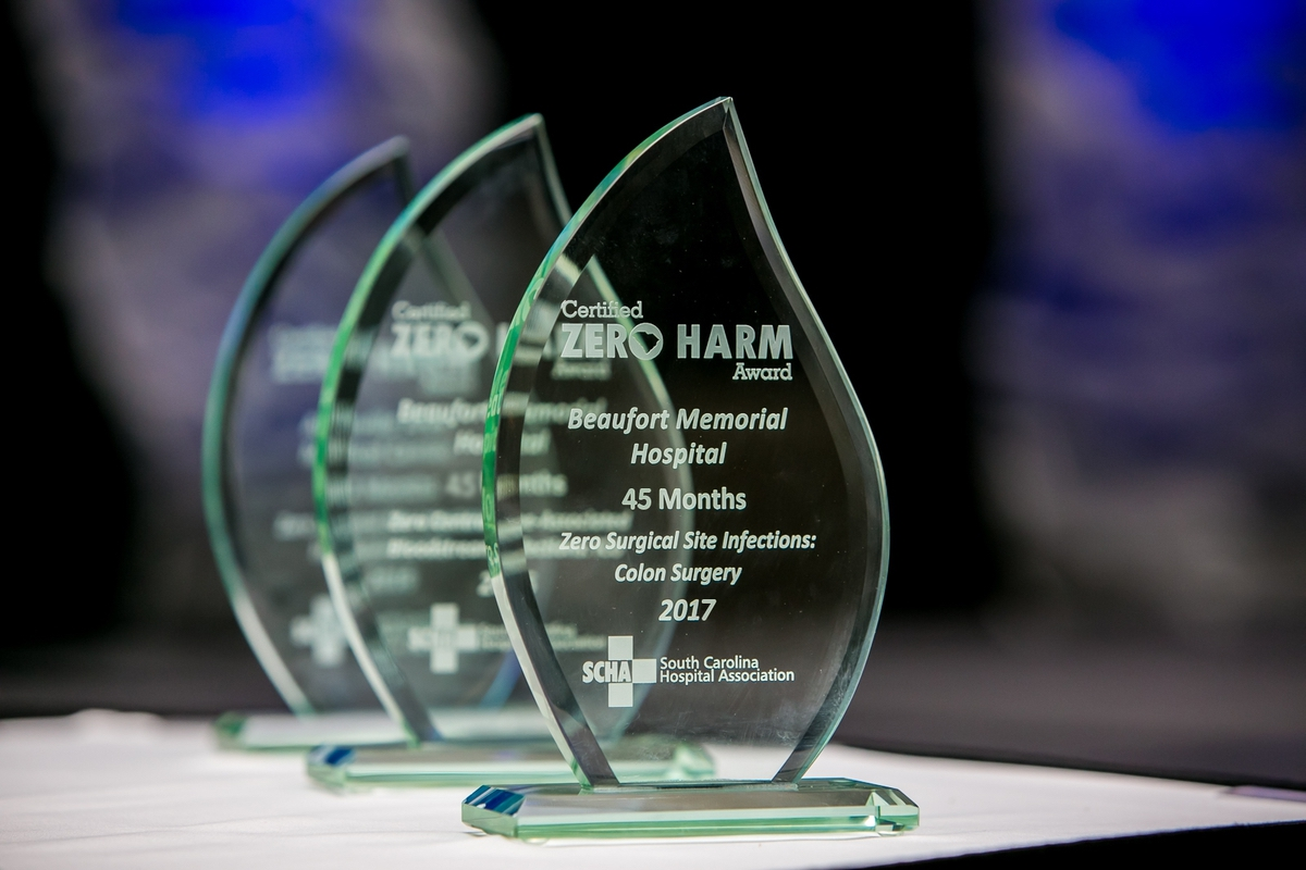 """9/15/16 The 36th annual SCMA/SCHA TAP conference """"Opening Doors"""" held at the Westin Resort Hilton Head including presentation of the Zero Harm awards to area hospitals. Photos by Renée Ittner-McManus/RIM Photography"""