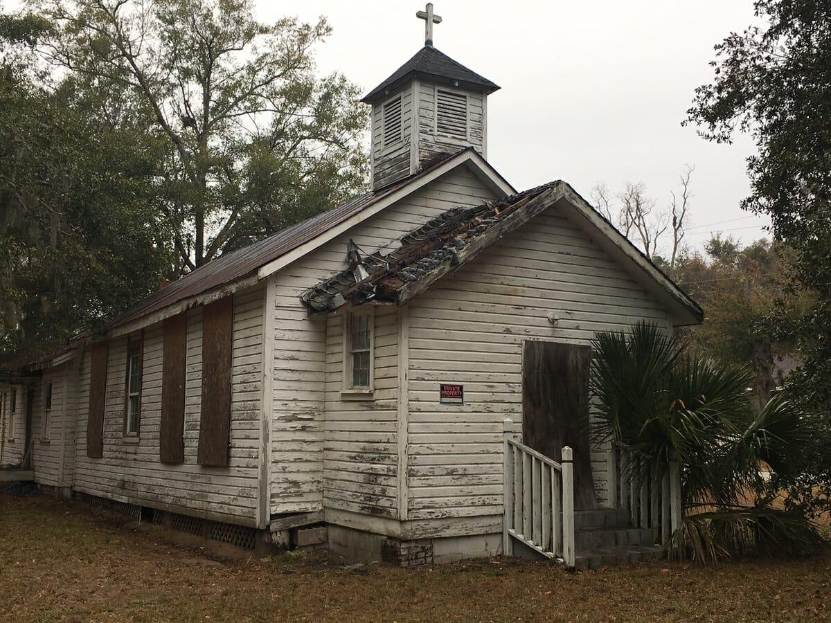 Porter's Chapel