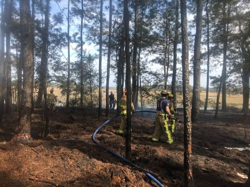 Burton FD_Brush Fire Trask_020718a